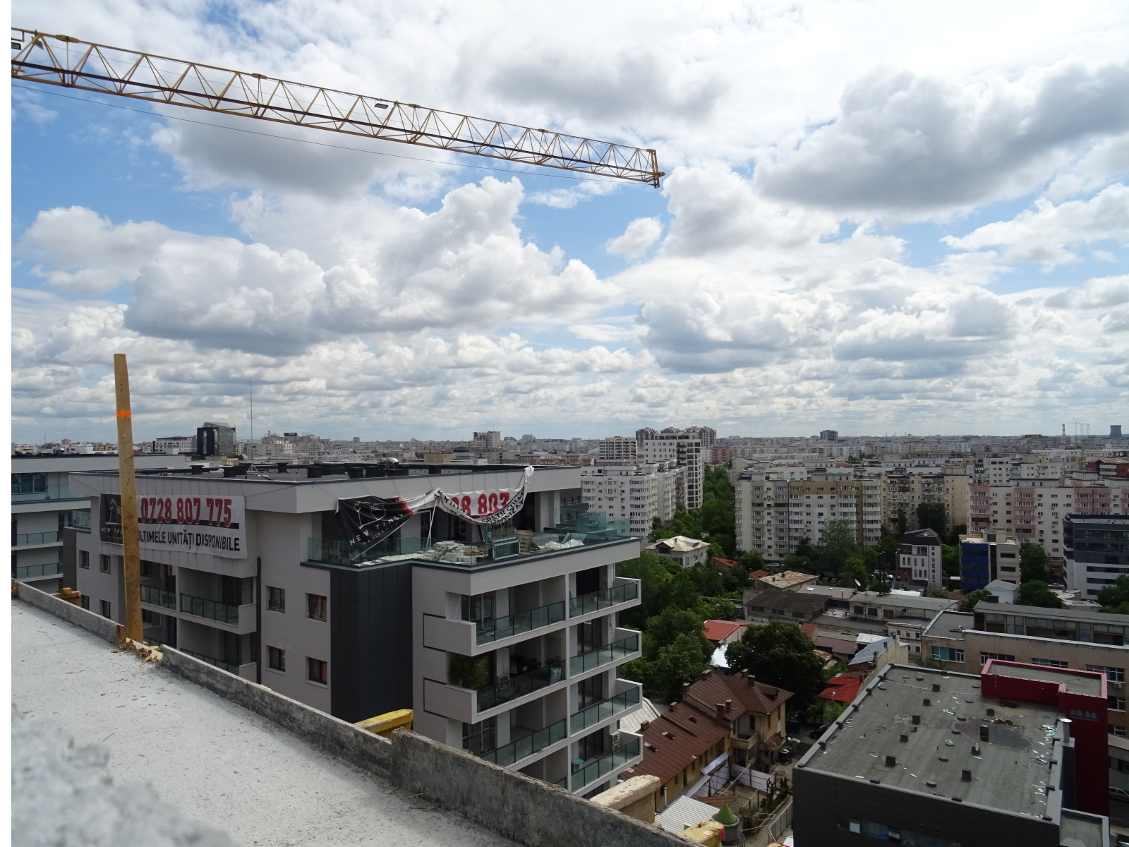 Panorama vedere Est